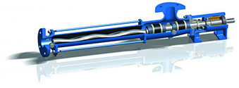 Progressive Cavity Pump Diagram